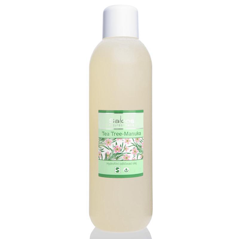 Saloos Hydrofilní odličovací olej Tea Tree-Manuka - 1000ml